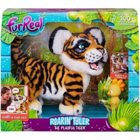 furreal tiger